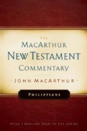 The MacArthur New Commentary: Philippians, John MacArthur, Hard Cover