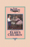 06 - Elsie's Children, Collector's Edition, Book 6 of 28 Books, Martha Finley, paperback