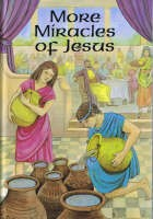 More Miracles of Jesus, B.A. Ramsbottom, Hard Cover