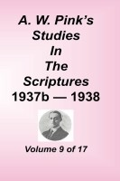 Studies in the Scriptures - 1937B-38, Volume 09 of 17 volumes, Arthur W. Pink, hard cover