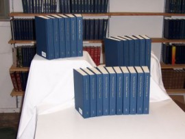 The Complete Works of Thomas Manton, 22 volume hard cover set