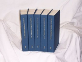 Works of Stephen Charnock, 5 Volumes, Hardback